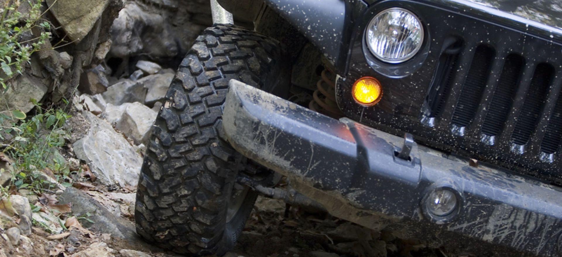 Bertrand Pneus distribue pneus 4x4