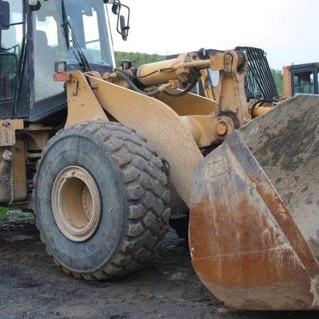 Bertrand pneus distribue Produits génie civil