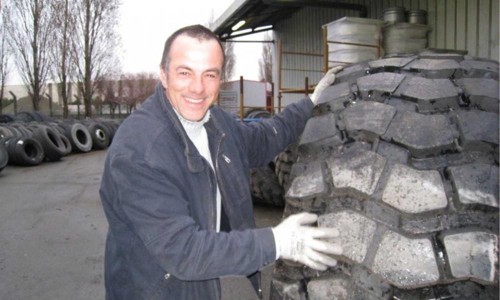 Bertrand pneus distribue pneu terassement