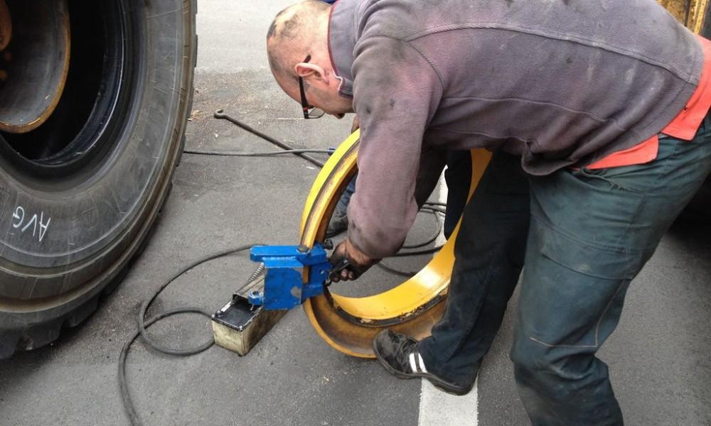 bertrand pneusdistribue montage génie civil