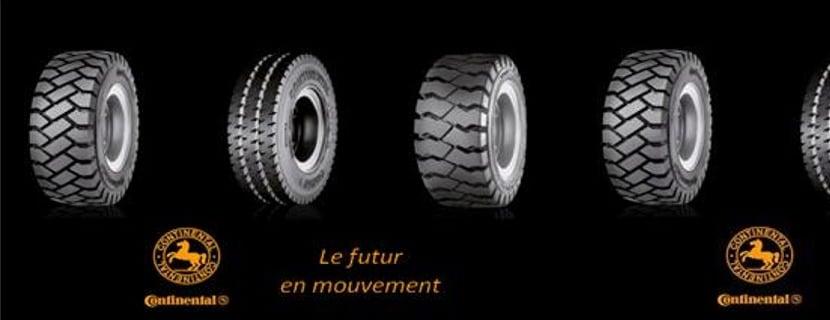 Les pneus Continental véhicules légers, garantit les distances de freinages les plus courtes, pour la gamme été et la gamme hiver.