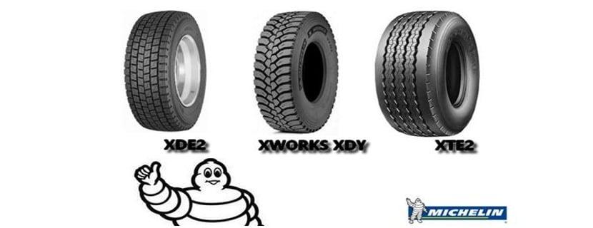 Bertrand Pneus distribue Les pneus Michelin pour pour poids lourds