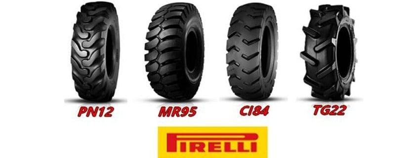 Les pneus Pirelli pour véhicules légers, poids lourds une conception pour une extraordinaire tenue de route quel que soit le type de sol et la de conduite
