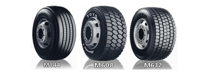 Bertrand Pneus distribue Les pneus Toyo Tyres poids lourds