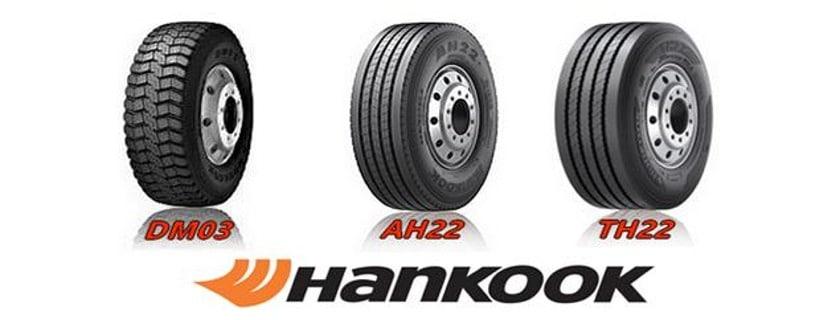 Hankook les pneus pour véhicules légers et poids lourds, réduisent au maximum l'impact sur l'environnement et le respect de la sécurité du budget client