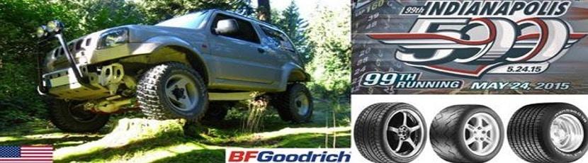 BFGoodrich la qualité de des pneumatiques parmi les plus robustes du marché, quelle que soit la catégorie, voiture, camionnette mais surtout 4×4