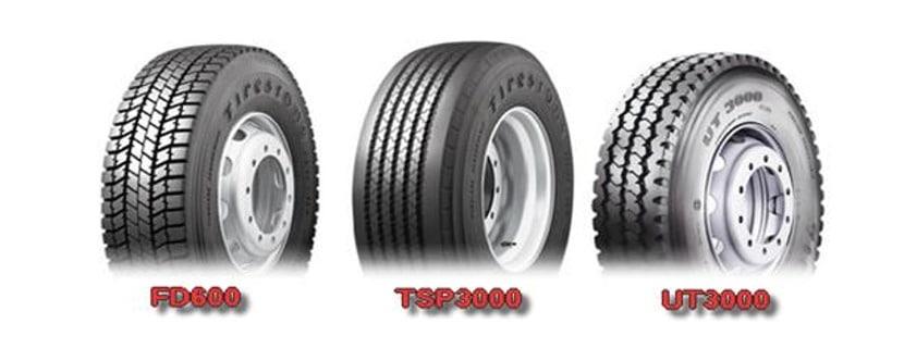 Les pneus Firestone pour véhicules légers et poids lourds la liberté et le plaisir de conduire est le principal engagement vis à vis de ses clients