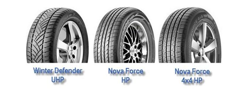 Bertrand Pneus distribue Les pneus Leao tyres pour véhicules légers