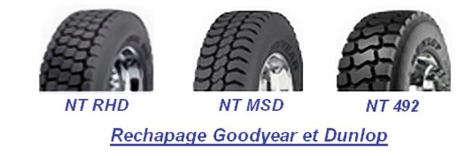 Bertrand Pneus distribue rechapppage des pneus par Next Tread